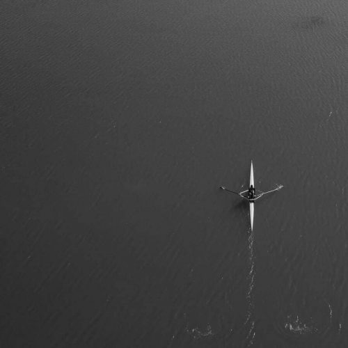 Aviron en survol